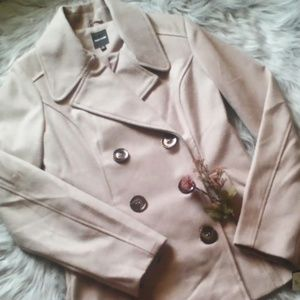 Rampage Peacoat~NWT